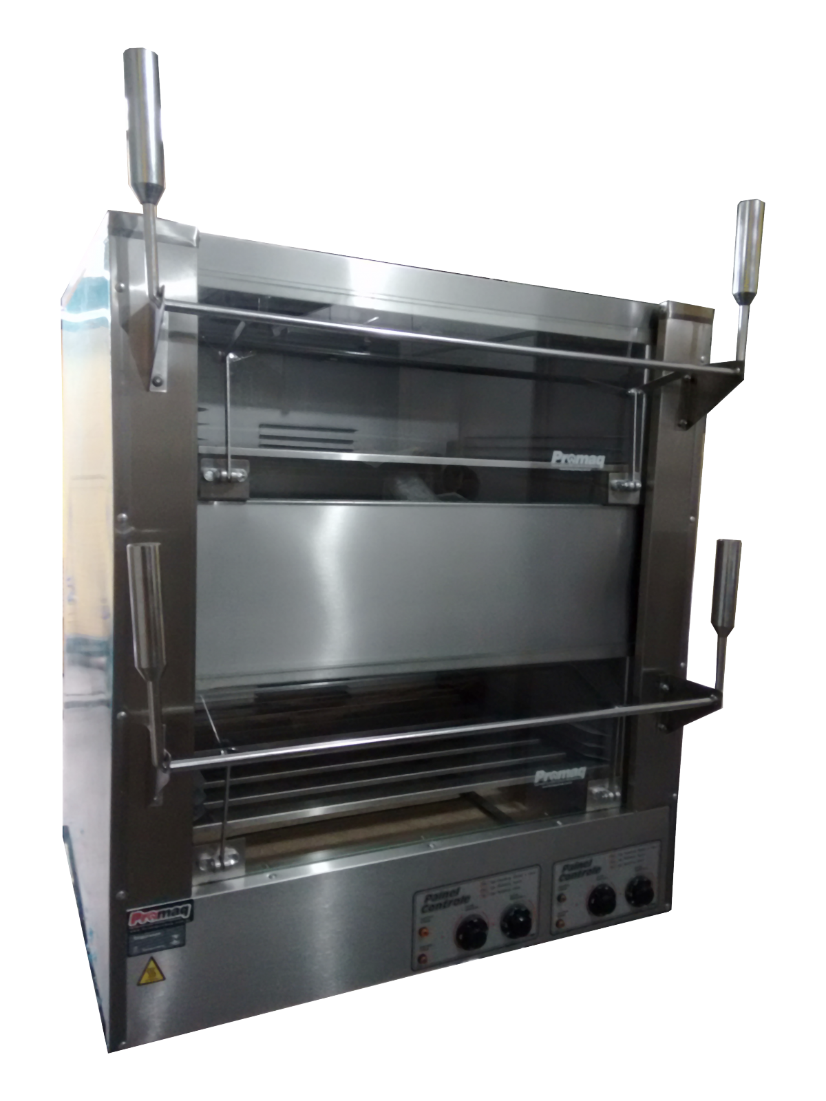 Forno industrial a g s promaq for Forno a gas
