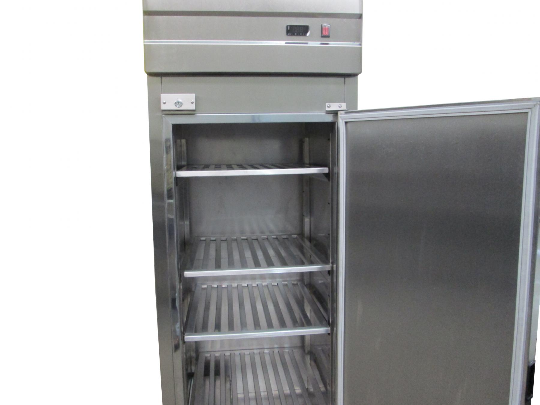 Freezer vertical industrial inox - Imperial Brasil