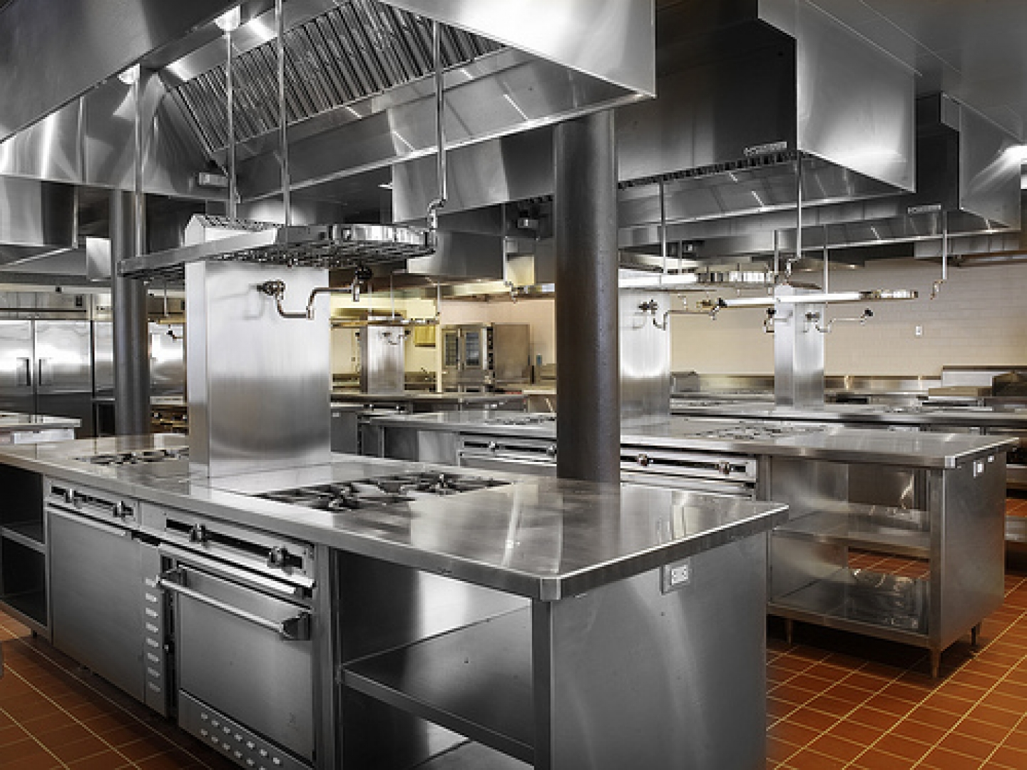 Commercial Catering Kitchen Design Home Decor Decordova Us