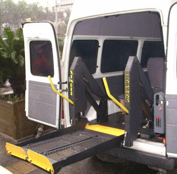 Auto Lifts For Disabled : Plataforma veicular para deficientes mks marksell